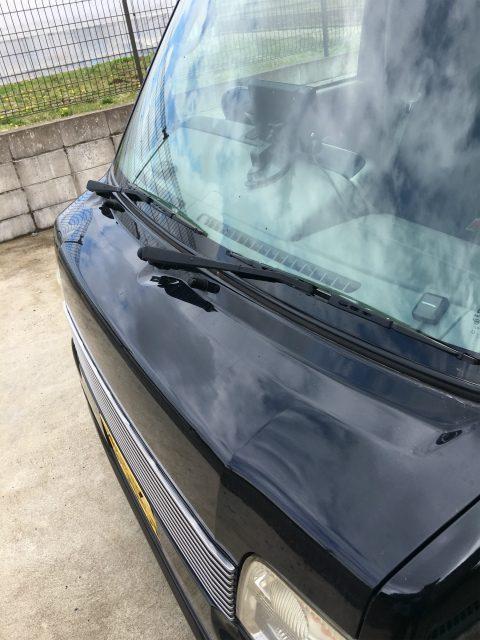 スバルサンバー助手席の足元ぐっしょり事件! まさか、、、雨漏り!?