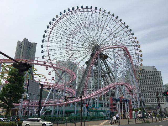 みなとみらい カップヌードルミュージアムや横浜コスモワールドで遊ぶときにオススメの駐車場ベスト3
