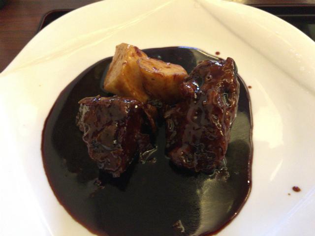 ランチで食べた「名物!黒酢すぶた」が絶品でした!!! 練馬駅西口 唐苑