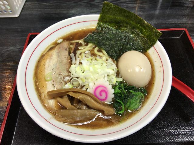 いちはらワイルドポーク!?鰻麺??ジビエ料理のあるラーメン屋さん和風鰻麺八幡屋
