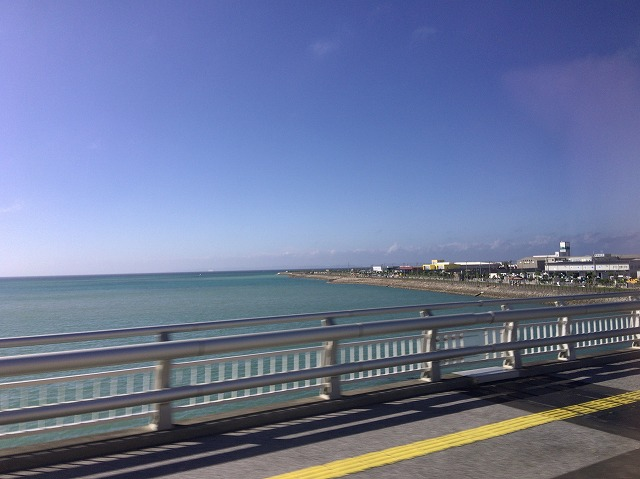 家族3人で冬(12月)の沖縄旅行に行ってきました 1日目 12月24日(日)