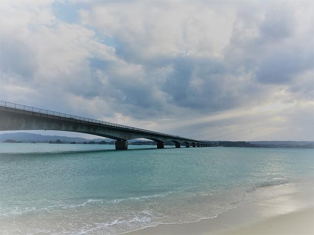家族3人で冬(12月)の沖縄旅行に行ってきました 2日目 12月25日