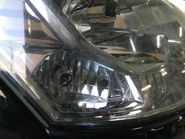 デリカD5 LED化 コーナーランプをLEDバルブに交換