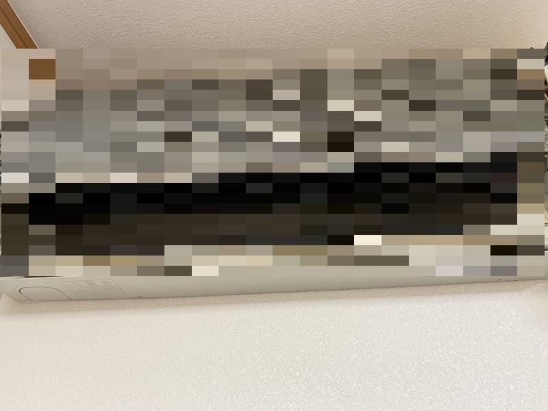 【閲覧注意】10年以上フィルターすら掃除していないエアコンの分解洗浄を自分でやってみた 三菱 霧ヶ峰 MSZ-SV22R-W