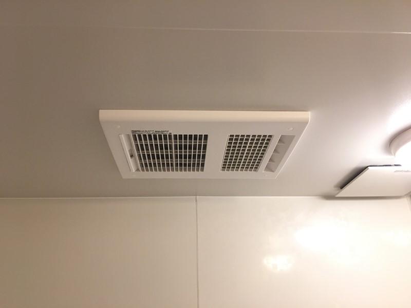 ユニットバスに浴室換気乾燥機を後付け!費用とDIYでの交換方法やオススメ機種も