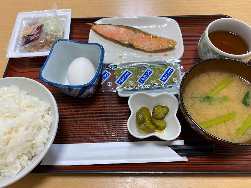 常磐道下り「谷田部東PA」の食堂はメニューが豊富でランチもおすすめ!噂の朝定食を食べてみた