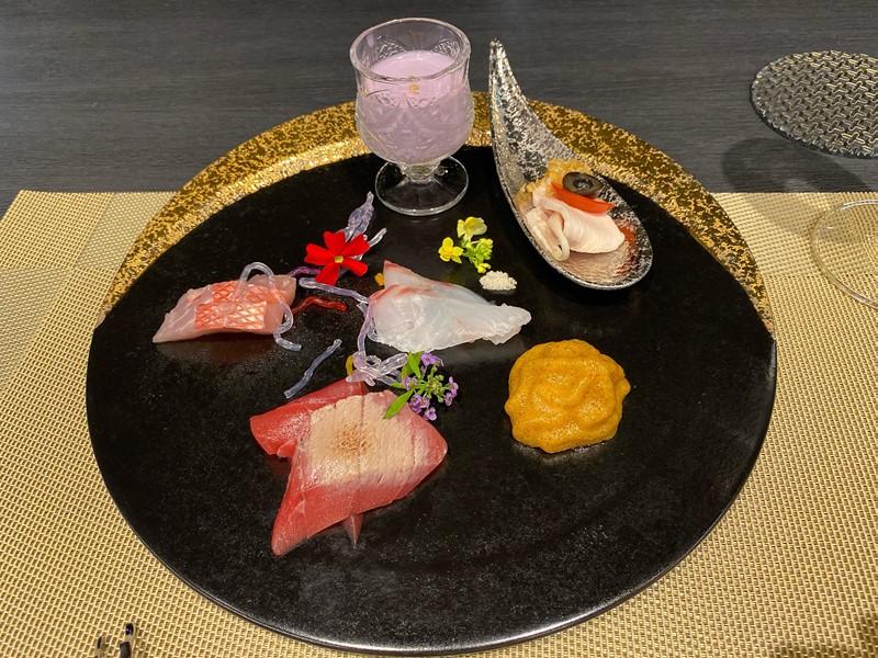 【千葉 房総 千倉】別邸夢咲のディナーが最高!日本初シアター型鉄板焼きBaknos(バクノス)へ初訪問