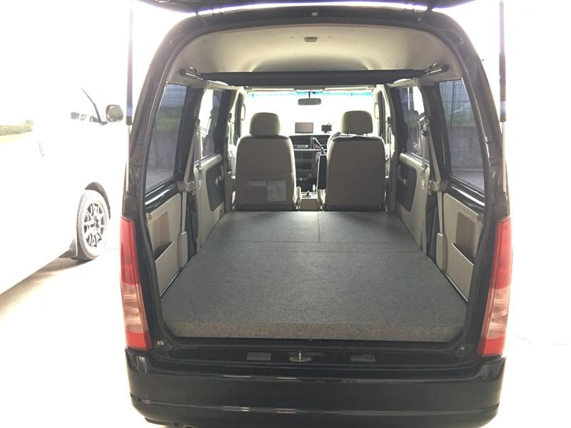 スバルサンバー(TV、TW)をDIYで車中泊仕様にしてみよう① 荷室マットの外し方とベースのつくり方